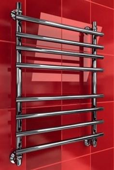 """Лесенка N Primo 1"""" DVEEN (ДВИН) Полотенцесушитель модель N Primo, труба из нержавеющей стали, водяной - фото 4599"""