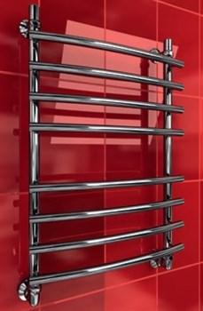 """Лесенка R Primo 1"""" DVEEN (ДВИН) Полотенцесушитель модель R Primo, труба из нержавеющей стали, водяной - фото 4630"""