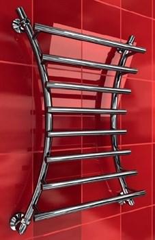 """Лесенка Х Primo 1"""" DVEEN (ДВИН) Полотенцесушитель модель Х Primo, труба из нержавеющей стали, водяной - фото 4664"""