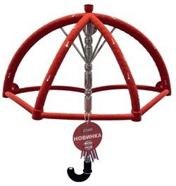 Модель Umbrella DVEEN (ДВИН) Полотенцесушитель дизайн Umbrella, труба из нержавеющей стали, водяной - фото 4712