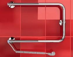 """Hitze HD P Electro 3/4"""" DVEEN (ДВИН) Полотенцесушитель модель HD P, труба из нержавеющей стали, электрический с сухим тэном - фото 4924"""