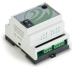 Модуль управления контроллер СКПВ220В-DIN - фото 5608