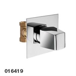 """PALAZZANI встроенный запорный вентиль на 1\2"""" в комплекте - фото 6091"""