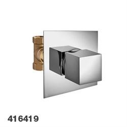 """PALAZZANI Track встроенный керамический вентиль 1\2"""" - фото 6802"""
