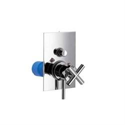 PALAZZANI Formula Multi встроенный термостатический смеситель для ванны\душа - фото 6901