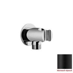 PALAZZANI Docce Color держатель для душевой лейки с отводом воды для душа - фото 7403