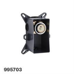PALAZZANI PBox встроенная часть для смесителя на 1 потребителя - фото 7745
