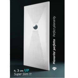 UPC88 Althea душевой поддон 80х80, 3 см - фото 7950