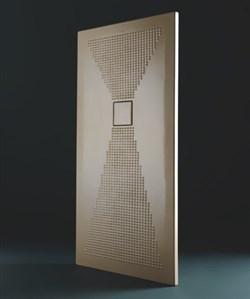 PP99 Plus+ton душевой поддон с массажным покрытием 90x90, 3 см - фото 8804