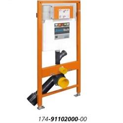 174-91102000-00 Jomo Tech Система инсталляции для подвесного унитаза с системой отвода запаха H=1120 - фото 9157