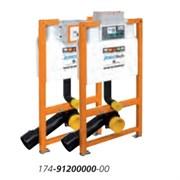 174-91200000-00 Jomo Tech Система инсталляции для подвесного унитаза H=980 мм