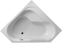 JACOB DELAFON Bain-Douche Угловая левосторонняя ванна-душ 145 х 145 см для установки на каркас.