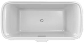 JACOB DELAFON Elite Прямоугольная отдельностоящая ванна 180 х 85 см из материала Flight.