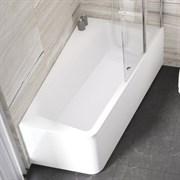RAVAK Ванна акриловая 10° R белая