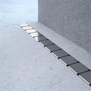 RAVAK OZ 10°  Канал из высококачественной нержавеющей стали в размерах 30, 75, 85, 95, 105 см