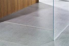 RAVAK OZ Floor Душевой канал из высококачественной нержавеющей стали с панелью под плитку; размер: 85, 95, 105 cм.