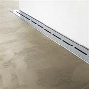 RAVAK OZW  Runway Пристенный канал из высококачественной нержавеющей стали в размерах 75, 85, 95, 105 см