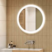 "CONTINENT Зеркало ""Rinaldi LED"" D 645 c подсветкой"