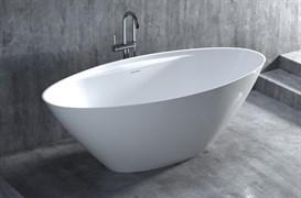 SALINI 178 DIVA Ванна отдельностоящая из литьевого камня