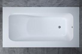 SALINI 190 ORLANDO VASTA_Solix Ванна встраиваемая из литьевого композита SOLIX