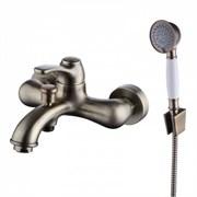 IDDIS Oldie Смеситель для ванны, латунь, покрытие бронза