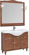 AQUANET Амелия S 105 Комплект мебели для ванной комнаты