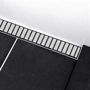 "Комплект TECElinus для монтажа дренажного канала с решеткой ""straight"" 700 мм"