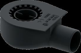 TECE Сифон TECEdrainline «заниженный» DN 50 боковой слив
