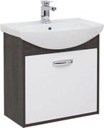 AQUANET Грейс 65 Тумба для ванной комнаты с раковиной (1 ящик)