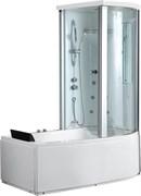 GEMY 170x85 Ванна акриловая гидромассажная, высота 220 см