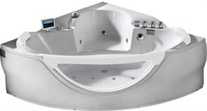 GEMY 155x155 Ванна акриловая гидромассажная, высота 70 см