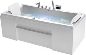 GEMY 177x81 Ванна акриловая гидромассажная, высота 60 см