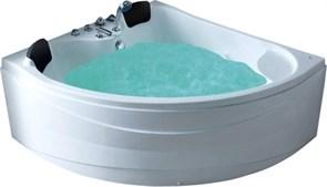 GEMY 150x150 Ванна акриловая гидромассажная, высота 74 см