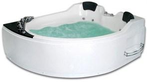 GEMY 170x133 Ванна акриловая гидромассажная, высота 76 см