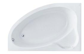 SANTEK Edera L 170х100 Ванна акриловая асимметричная, левая