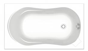 Акриловая ванна Bas Кэмерон 120х70