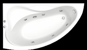 Гидромассажная ванна Bas Вектра L 150х90
