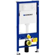 Инсталляция Geberit Duofix Delta UP100 458.103.00.1 для унитаза со смывным бачком