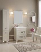 SANVIT Прованс Тумба напольная для ванной комнаты с раковиной, 2 выдвижных ящика