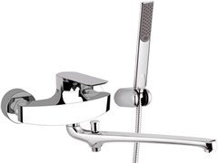 REMER Infinity Смеситель для ванны с длинным Изливом I49