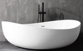 ABBER 180x110 Ванна акриловая, высота 62 см