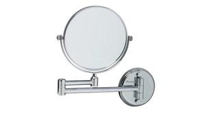 FIXSEN Hotel Зеркало косметическое, цвет полированная сталь