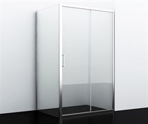 WASSERKRAFT Main 41S07 Душевой уголок прямоугольник, размер 120х90 см, стекло прозрачное 6 мм