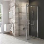 RAVAK BLIX BLPSZ Неподвижная стенка для комбинации с дверью BLDZ2, стекло 6 мм