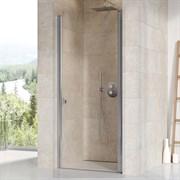 RAVAK CHROME CSD1 Душевая дверь распашная, стекло 6 мм