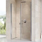 RAVAK CHROME CSDL2 Душевая дверь маятниковая, стекло 6 мм