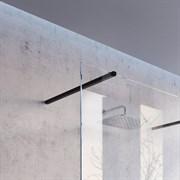 RAVAK WALK-IN W SET FREE Комплект держателей стекла, черный