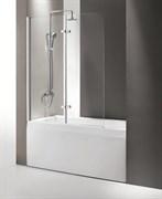 CEZARES ECO-V-21-R Душевые шторки для ванн распашные, стекло 6 мм, правый вариант