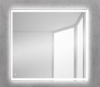 BELBAGNO Зеркало со встроенным светильником и сенсорным выключателем, 12W, 220-240V, 600x30x600