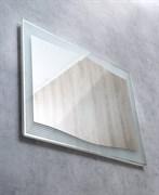BELBAGNO Зеркало со встроенным светильником и сенсорным выключателем, 12W, 220-240V, 700x30x700